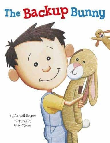 New Children's Book - The Backup Bunny