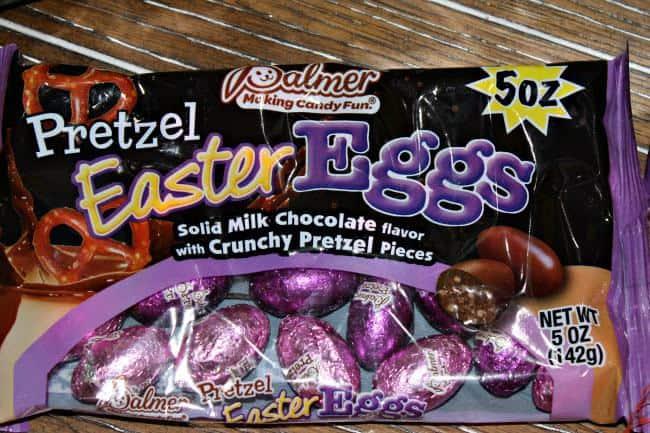 RM Palmer Pretzel Chocolate