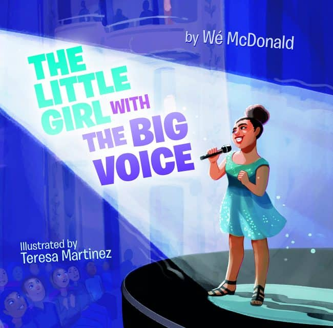 New Anti-Bullying Books: The Little Girl with the Big Voice