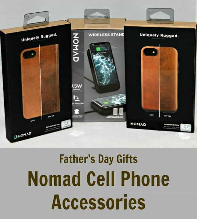 Nomad Cell Phone Accessories for Father's Day