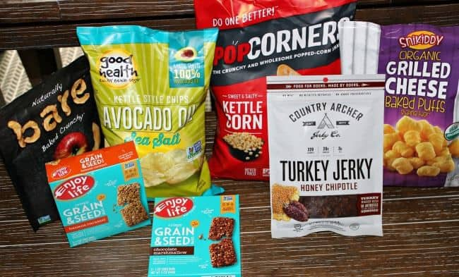 Snack Foods You'll Want to Take Camping