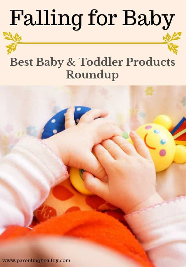 Falling for Baby Infant and Toddler Product Roundup