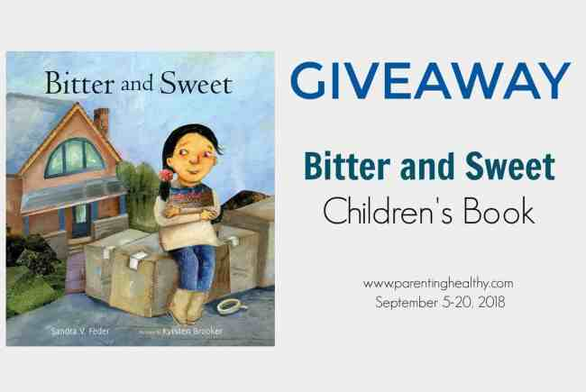 Children's Book about Finding Sweet in Challenging Moments: Bitter and Sweet