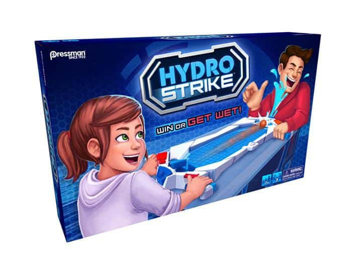 Hydro Strike Action Game Fun for All Ages
