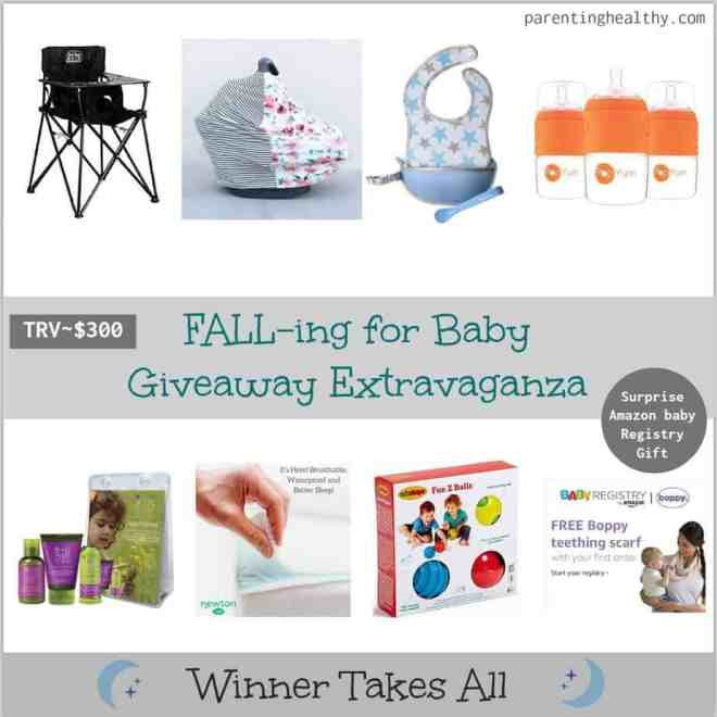 FALL-ing for Baby Giveaway Extravanganza