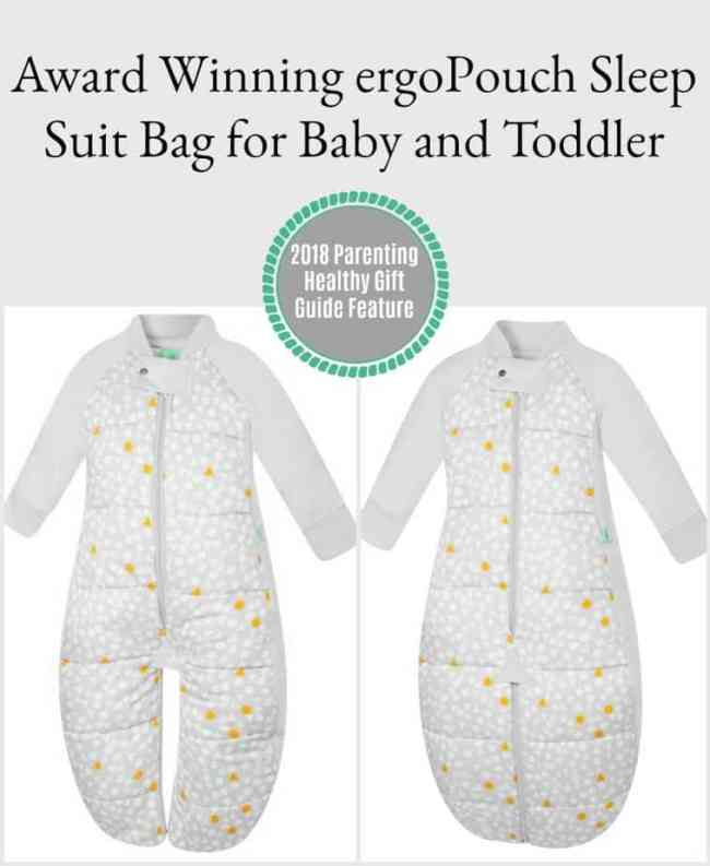 Award Winning ergoPouch Sleep Suit Bag for Baby and Toddler