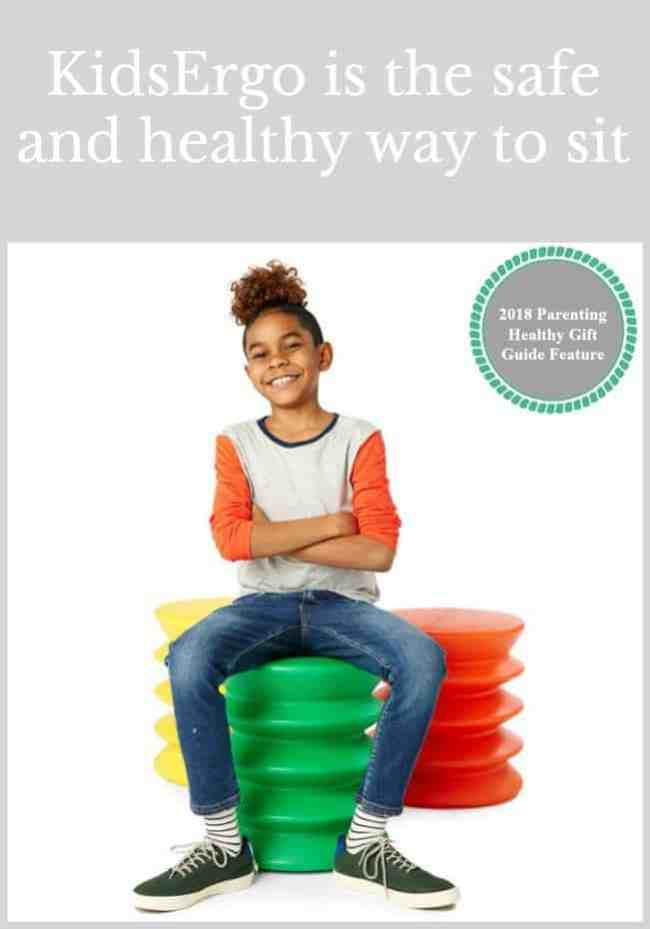 KidsErgo is the safe and healthy way to sit