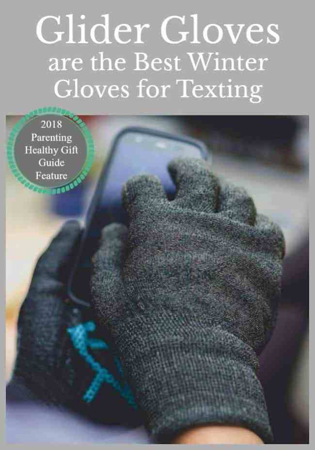 Glider Gloves are the Best Winter Gloves for Texting