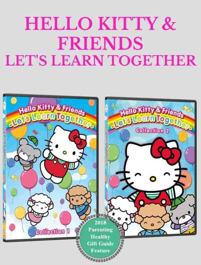 Hello Kitty & Friends: Let's Learn Together