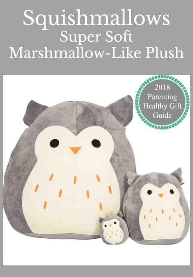 Squishmallows are Super Soft Marshmallow-Like Plush