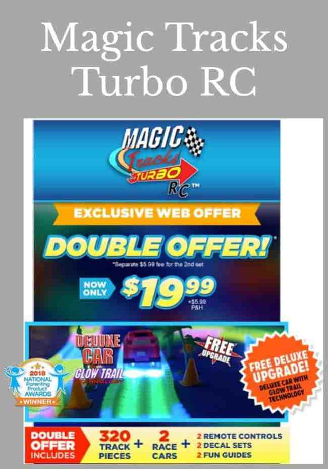 Magic Tracks Turbo RC Set