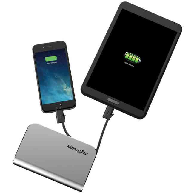 myCharge HubPlus 6700mAh Portable Charger Review