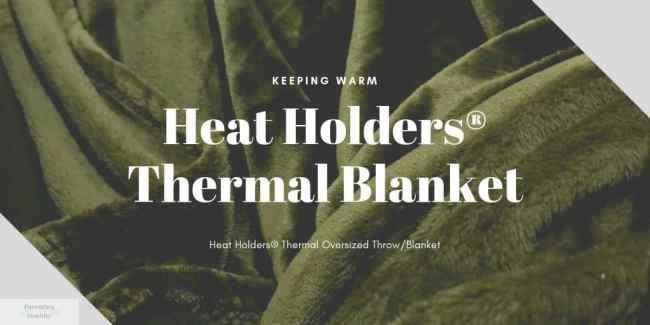 Heat Holders blanket