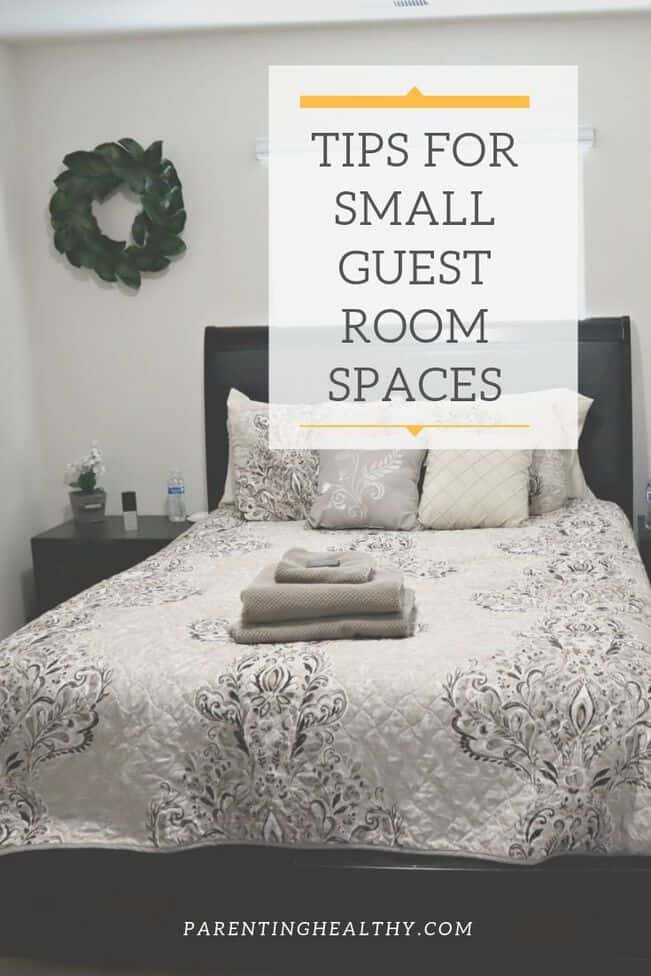 Tips for Small Gust Room Spaces that Entertain