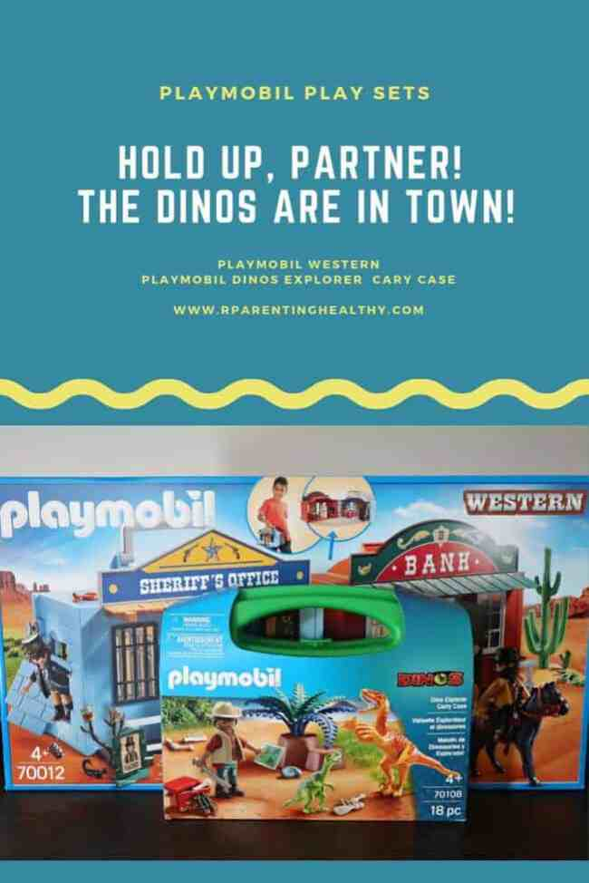 Fun with Playmobil Playsets