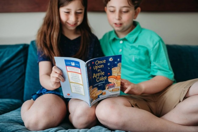 The Best of Jewish Children's Books for the New Year!
