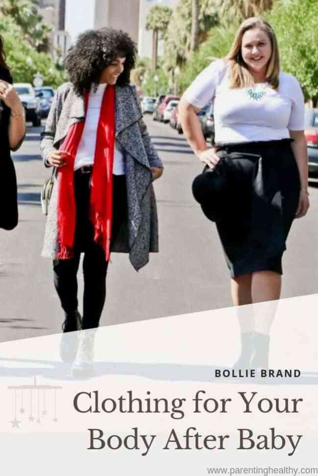 Bollie Brand is Clothing for Your Body After Baby