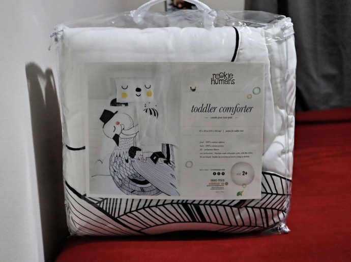 Find Backdrops of Stories on Rookie Humans Baby and Toddler Bedding