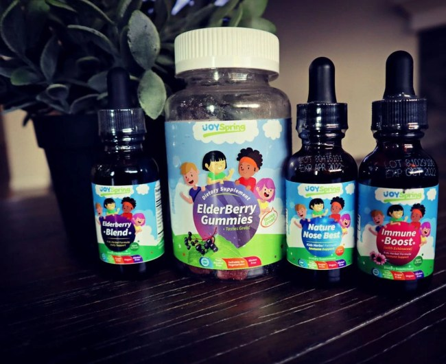 3 All natural supplements and vitamins that keep your kids healthy