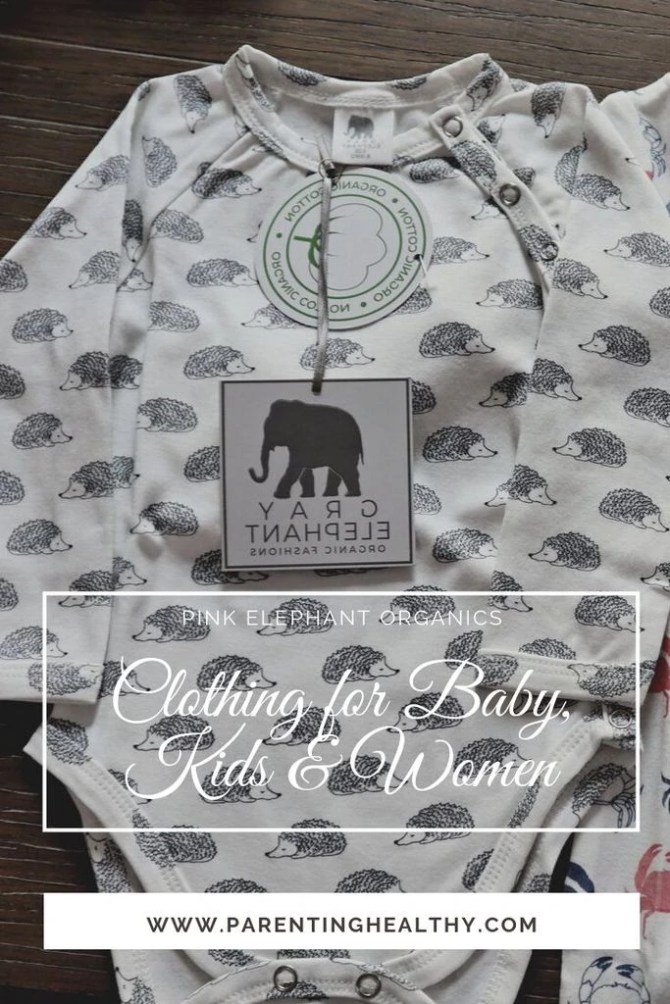 Pink Elephant Organics Clothing for Baby, Kids and Mom