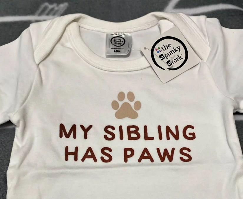 Sibling onesie
