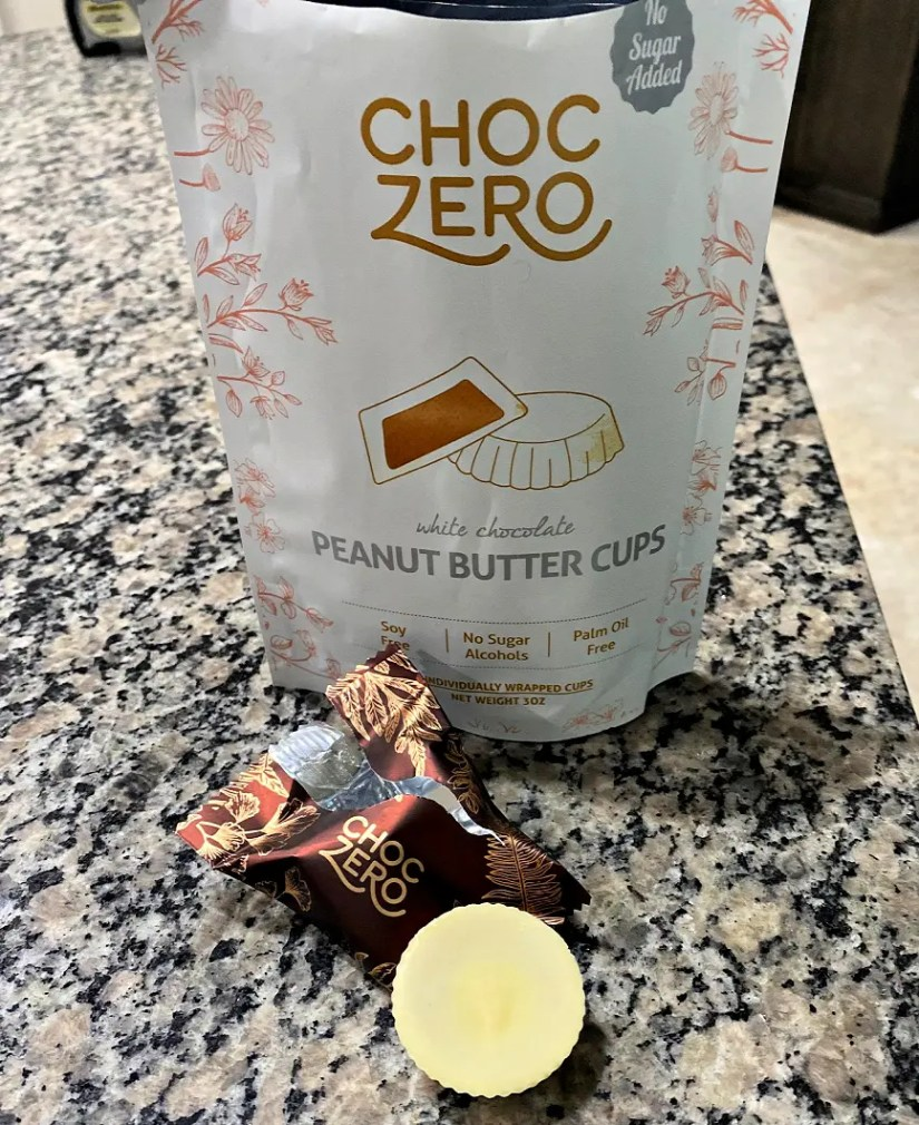 ChocZero candy