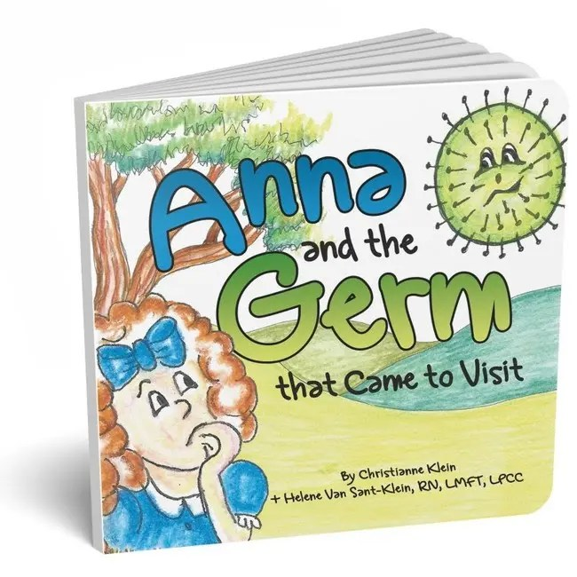 Anna and the Germ - Children's Book About the Coronavirus Pandemic