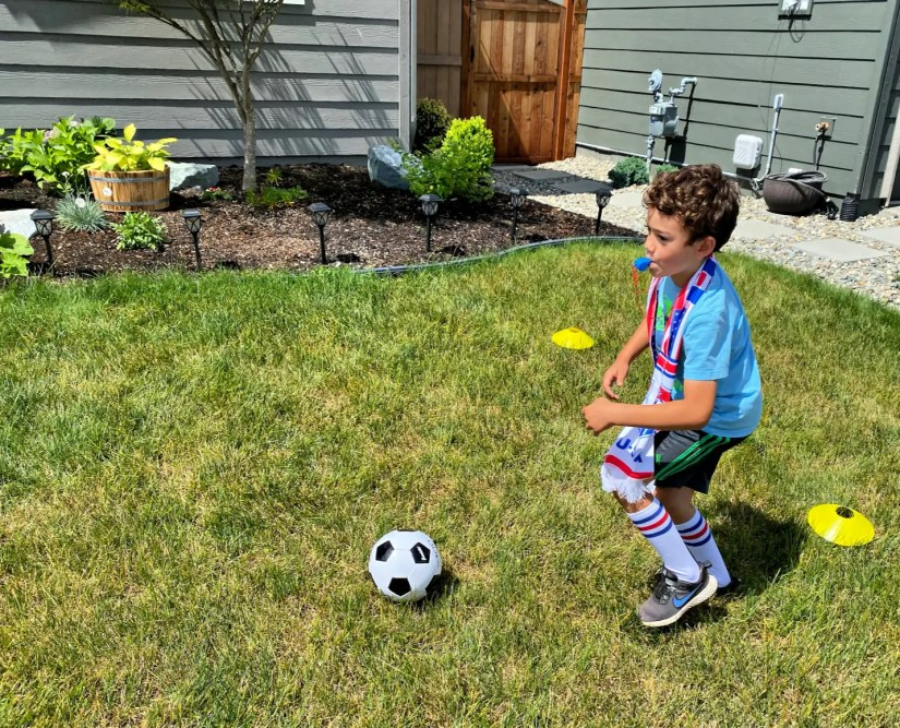 soccer lessons for kids