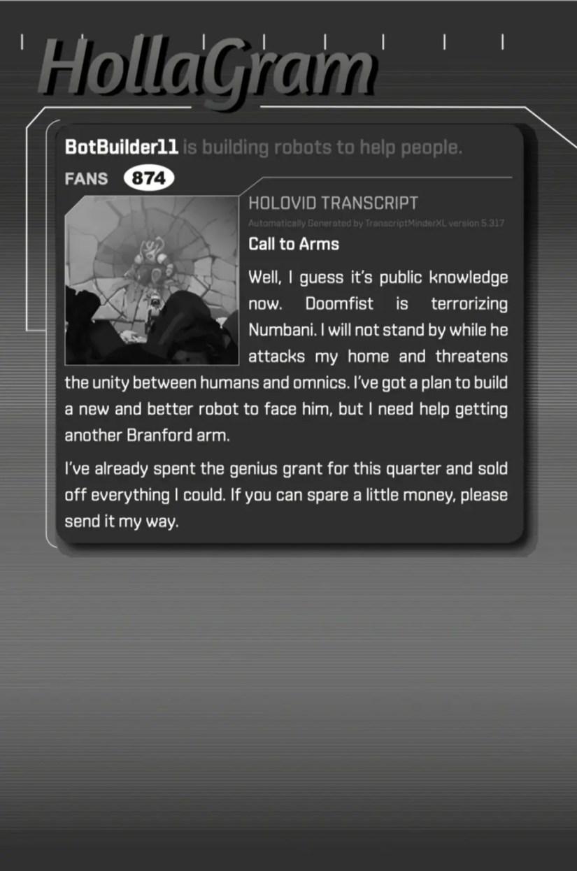 Overwatch book