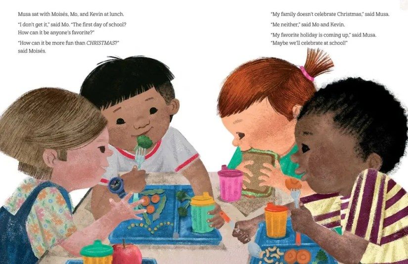 Children's Books to Celebrate Hispanic Heritage Month and Love