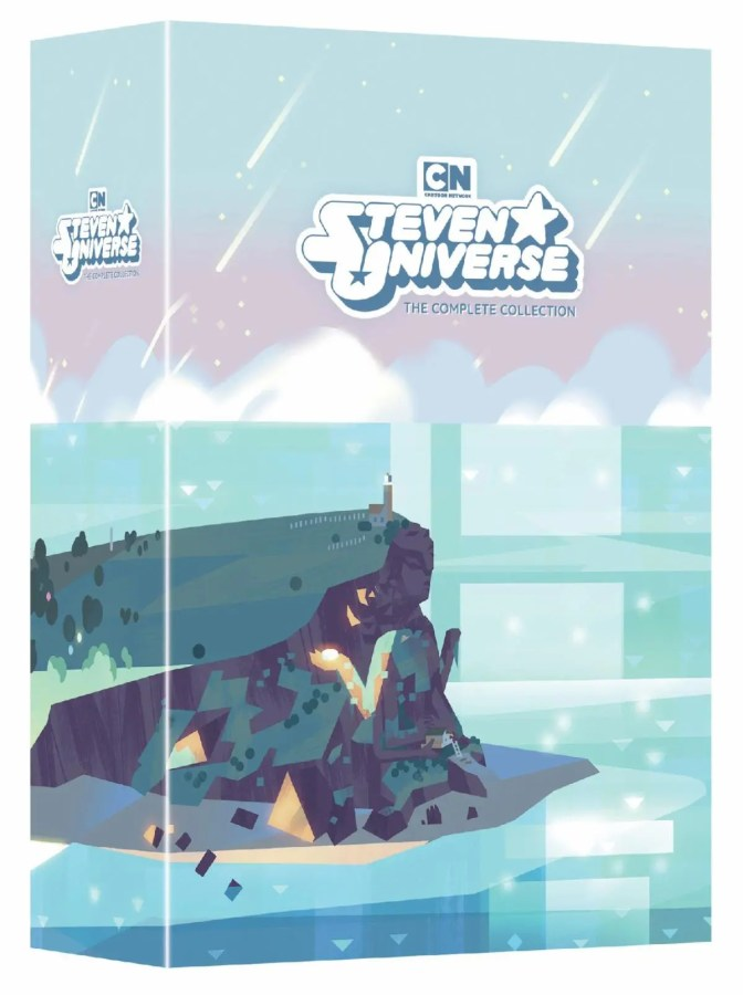 Steven Universe: The Complete Collection - Arrives on DVD December 8