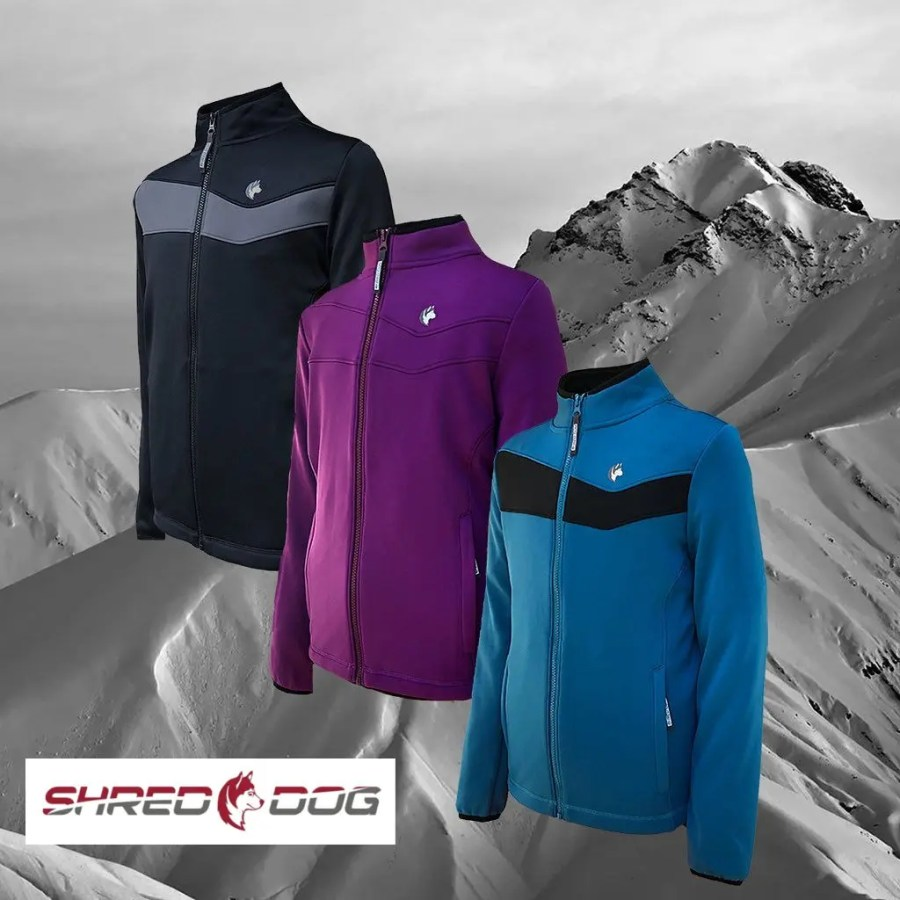See the Shred Dog 2020 and 2021 New Collection of Youth Outdoor Apparel
