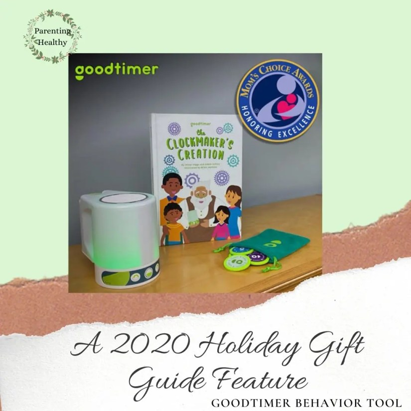 The Goodtimer is the Good Behavior Reward Tool for Families