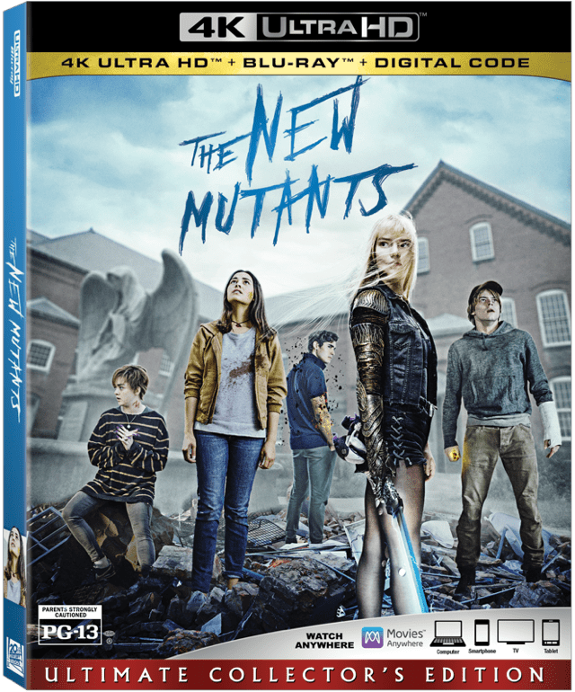 The New Mutants, Based on the Marvel Comic Series is Available to watch