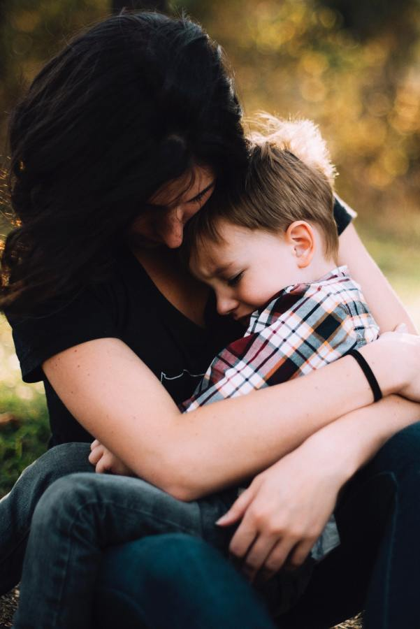 7 Ways to Teach Your Child to Deal with Trauma