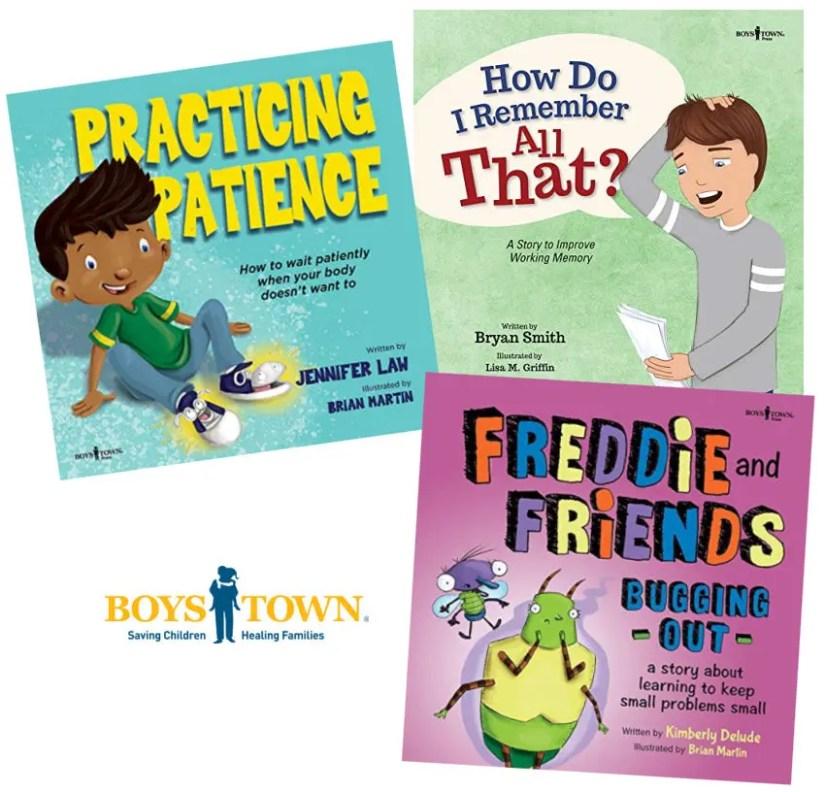 Boys Town Press Books Teach Life Skills Through Stories