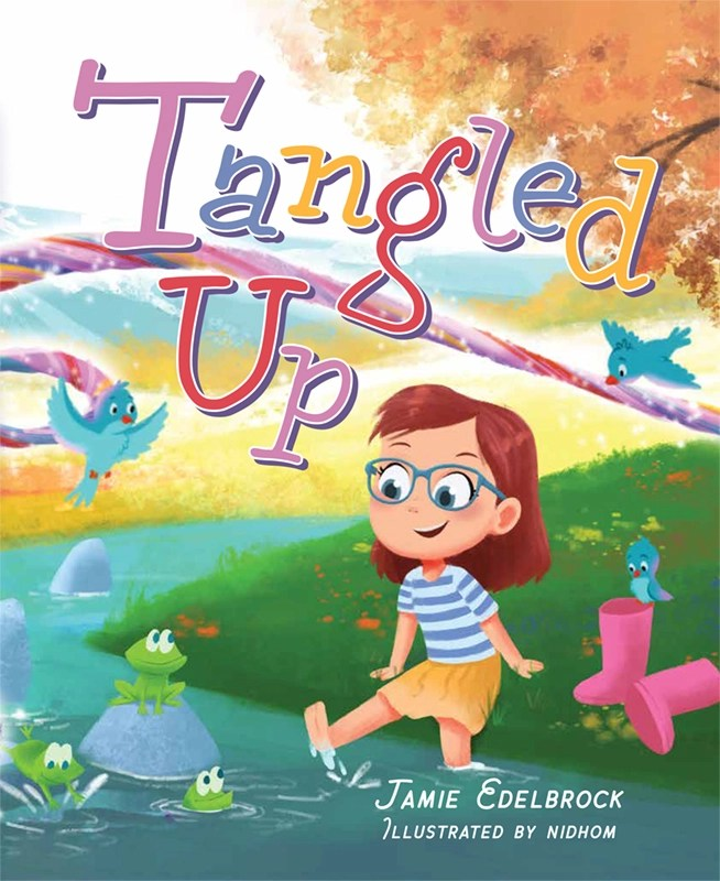 Tangled Up Book Teaches Kids to Detangle Their Emotions and Manage Feelings