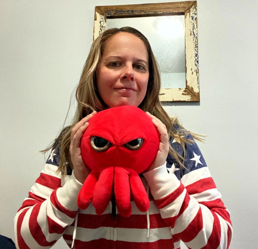 Send your College Student off with this stress reliever - The Grumpy Octopus