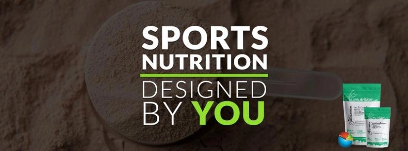 Customize your own protein shake with True Nutrition
