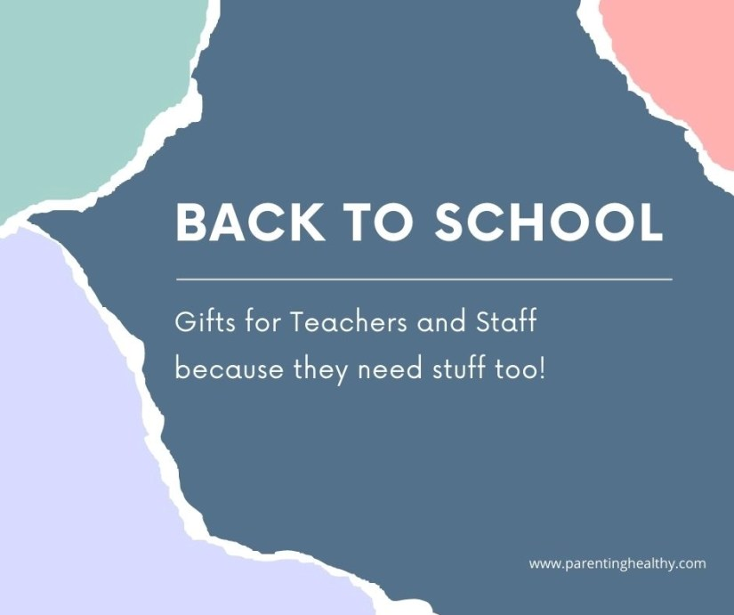 Back to School and Stock the Staff Lounge for Teachers and Staff