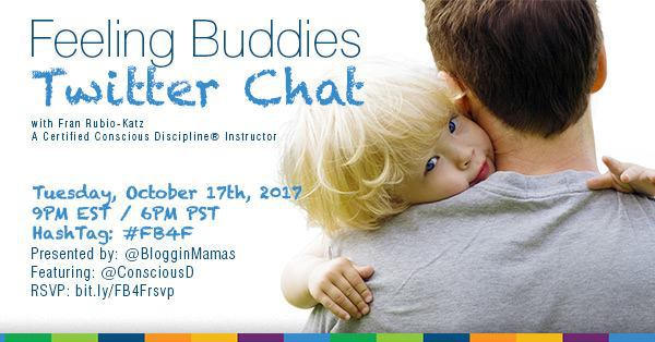 Feeling Buddies Twitter Party RSVP