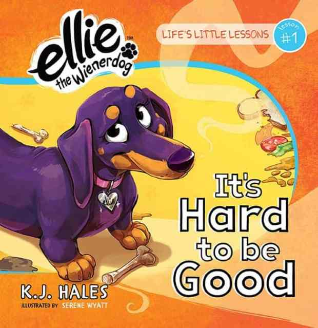 It's Hard To Be Good book | Cover