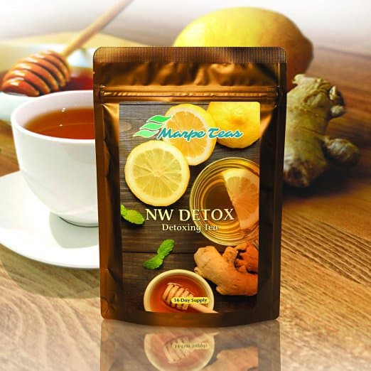 NW Detox Tea 14 Day Cleanse