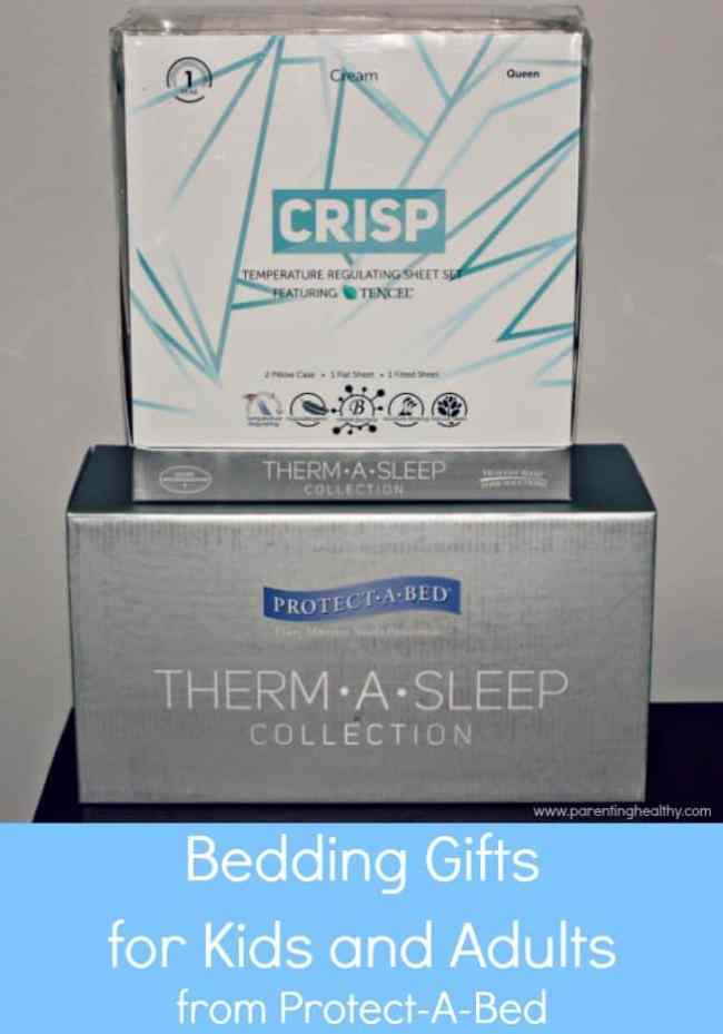 Bedding Gifts for Kids and Adults from Protect-A-Bed