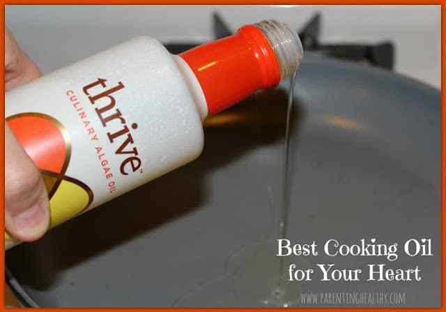 Thrive OIl best cooking oil heart
