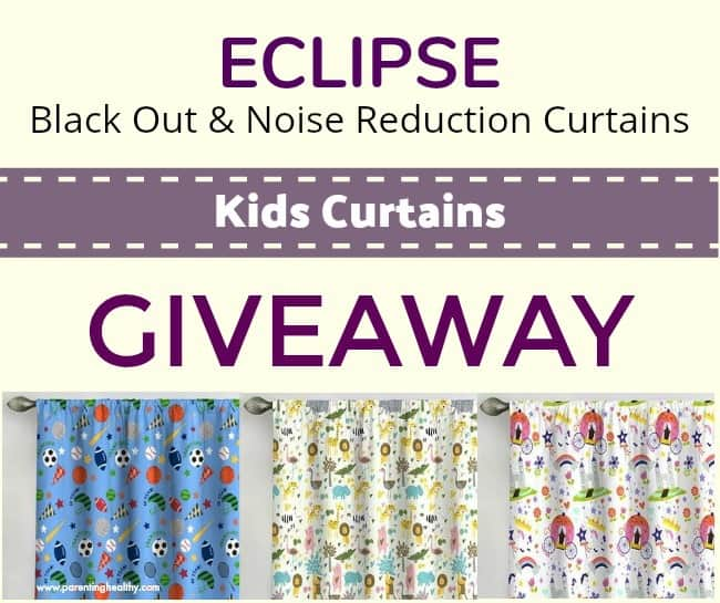 Blackout Curtains Giveaway