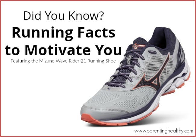 Did You Know? Running Facts to Motivate You