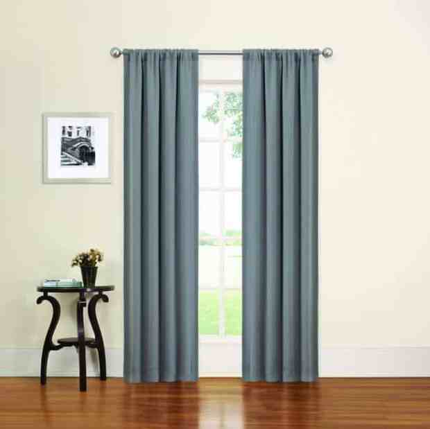 eclipse home decor curtains
