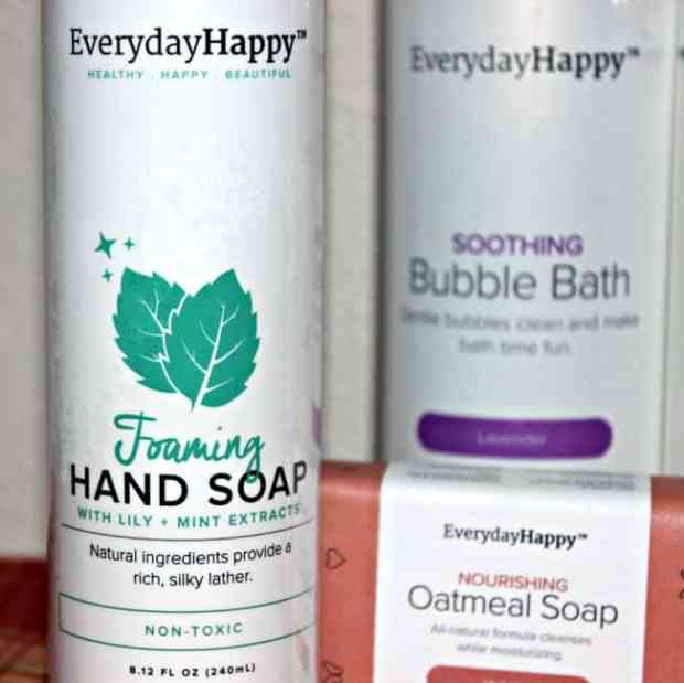 EverydayHappy ingredients