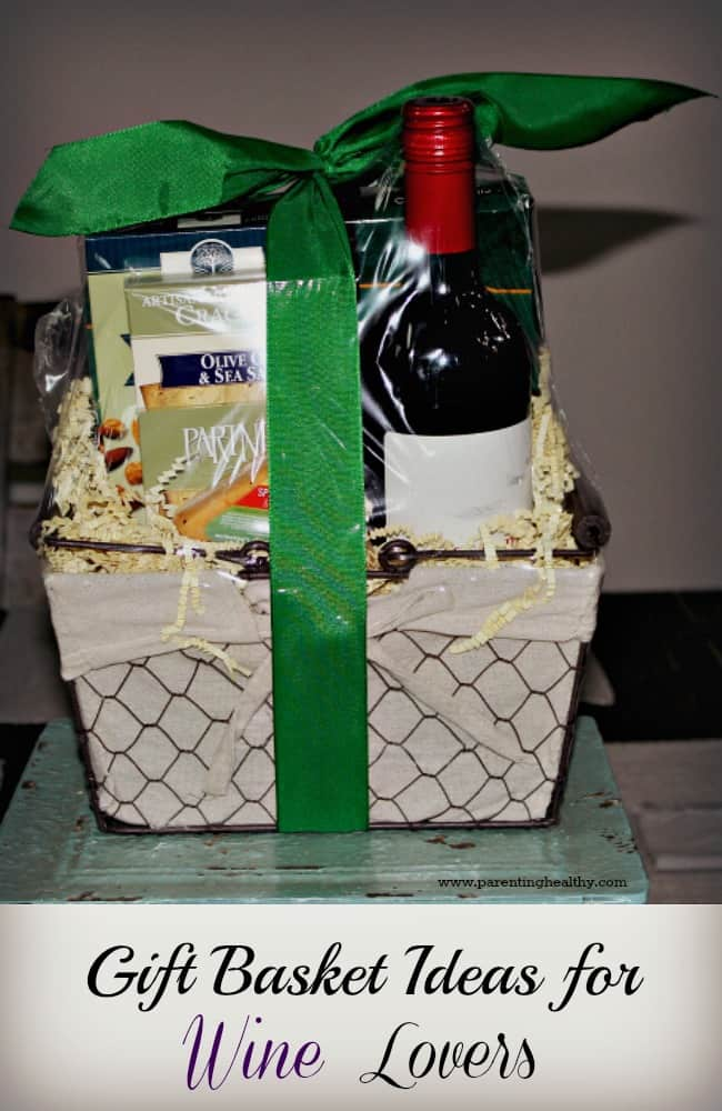Gift Basket Ideas for Wine Lovers